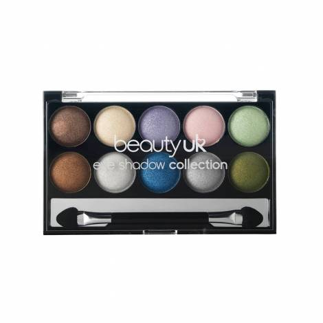 Beauty UK paletka očních stínů 10g