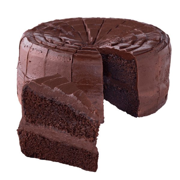 SSB01F089ML Chocolate Fudge Cake