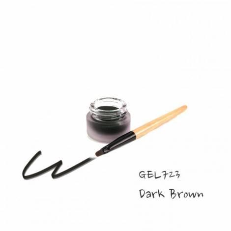 GEL723-Dark Brown