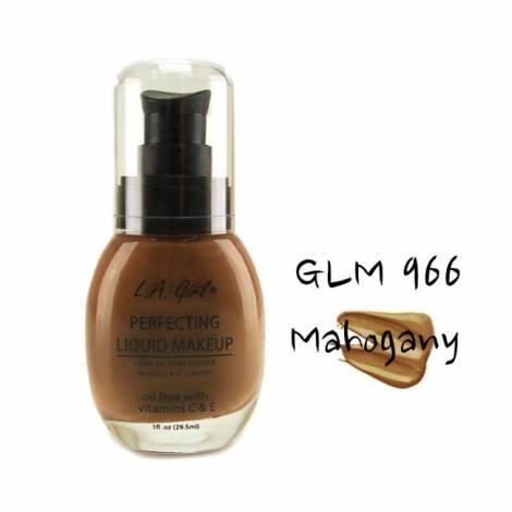 GLM966-Mahogany
