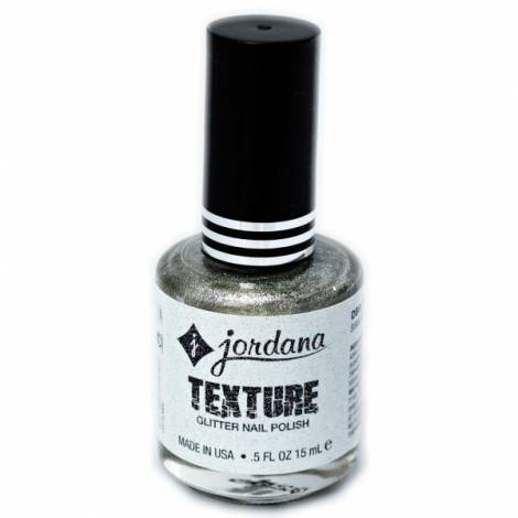 Jordana Texture Nail polish with glitters 15ml