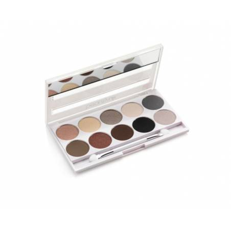 Beauty UK paleta očních stínů Posh Palette 10g