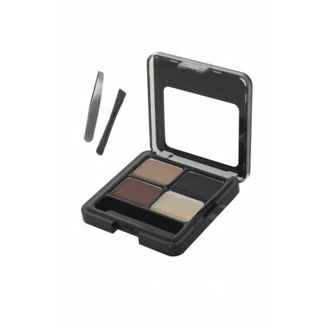 Beauty UK Sada úpravu na obočí High Brow 14g