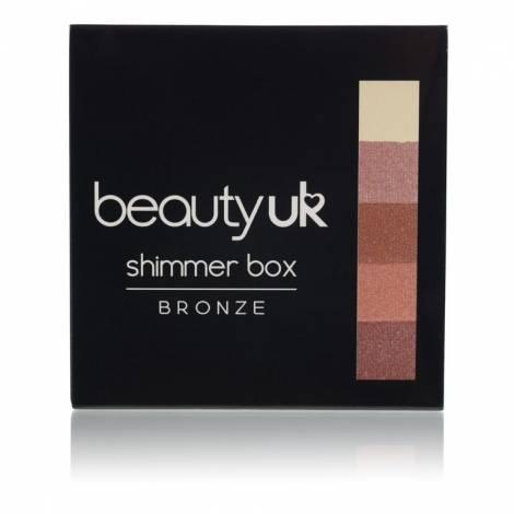 BE2161-1 Shimmer box no.1 - bronze