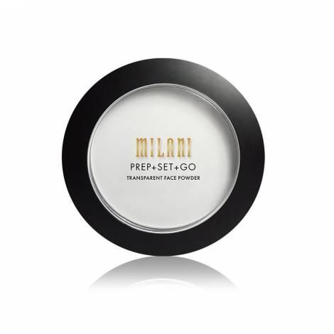 Prep+Set+Go Ttransparent Face Powder