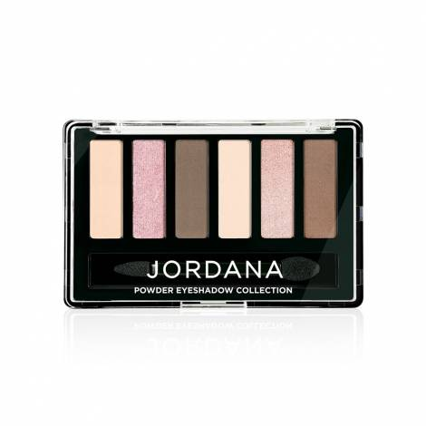 Jordana Made To Last Eyeshadow Collection