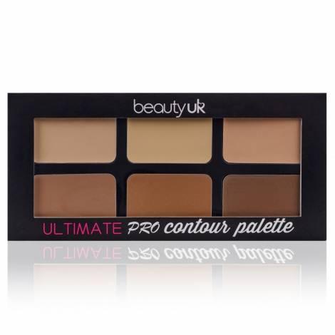 Beauty UK Konturovací Paletka Ultimate Pro