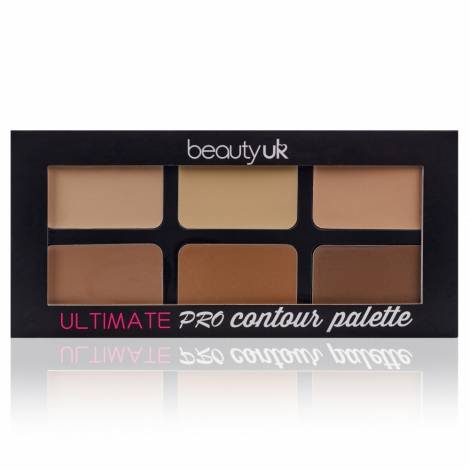Beauty UK Ultimate Pro Contouring Palette
