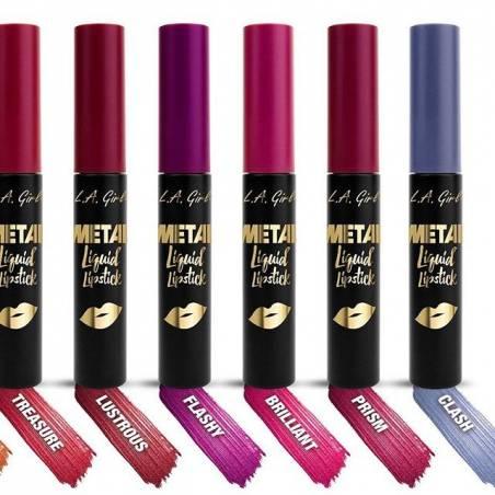 LA Girl Metal Lipstick