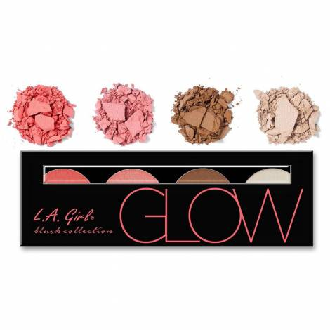 L.A. Girl Paleta tvářenek Beauty Brick