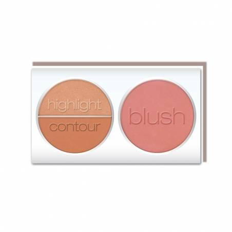 L.A. Colors Tvářenka 3D Blush Contour