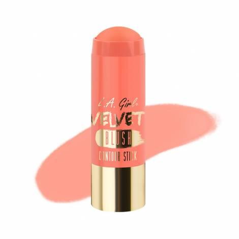 L.A. Girl Krémová Tvářenka Velvet Contour Stick 5.5g