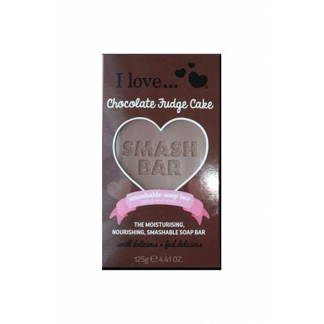 I Love SMASHable Soap Bar