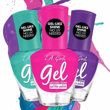 L.A. Girl Gel Extreme Shine lak na nehty 14 ml