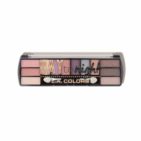 L.A. Colors Day to Night 12 Color Eyeshadow