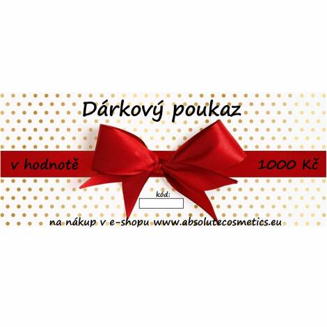 Gift Voucher 43 EUR