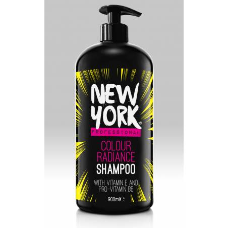 New York Pro Colour Radiance Shampoo 900ml