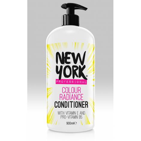 New York Pro Colour Radiance Conditioner 900ml