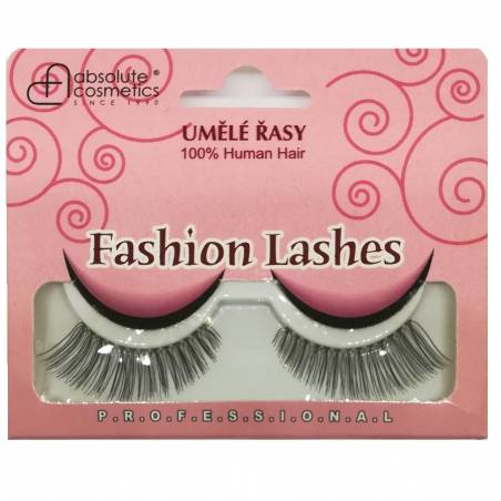 Absolute Cosmetics Fake Eyelashes 14112/118, black
