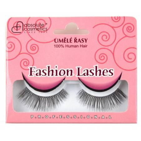 Absolute Cosmetics Fake Eyelashes 14112/82, black