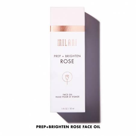 Milani Prep + Brighten Rose Face Oil