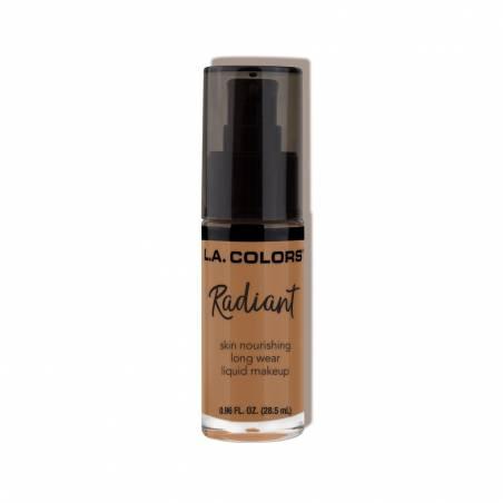 L.A. Colors Tekutý Make-up Radiant