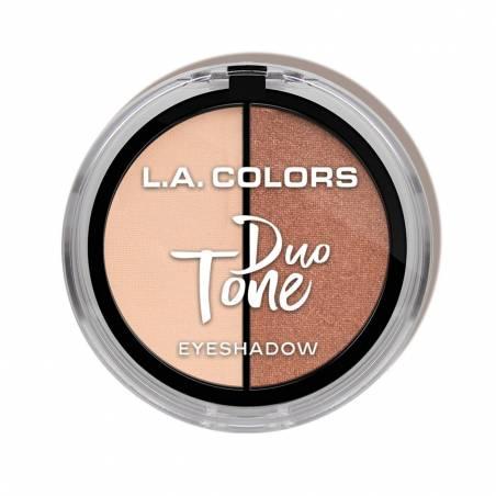 L.A. Colors Oční stíny Duo