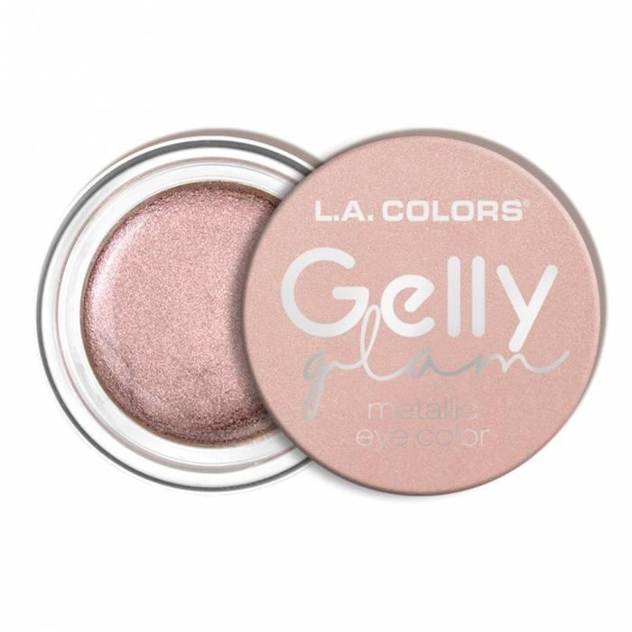 L.A. Colors Oční stíny Gelly Glam