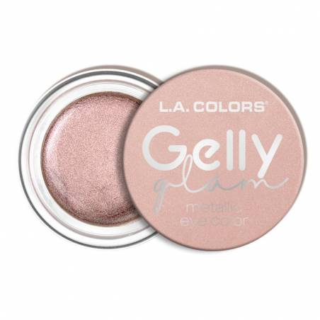 L.A. Colors Gelly Glam Metallic Eye Colors