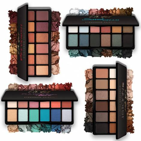 L.A. Girl Fanatic Eyeshadow Palete