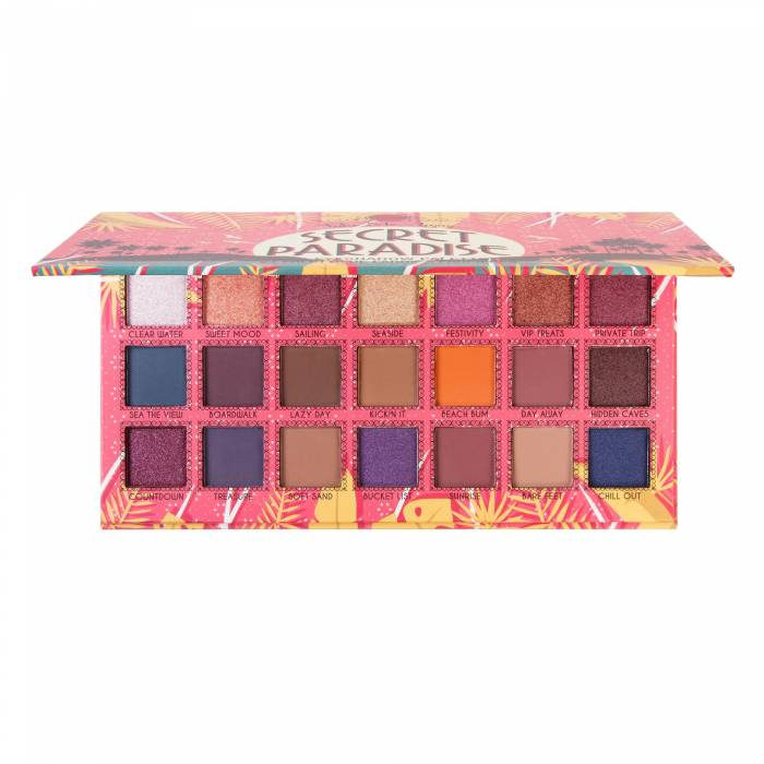 J.Cat Take Me Away 21 Eyeshadow Palette