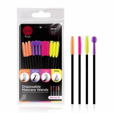 J.Cat Disposable Mascara Wands
