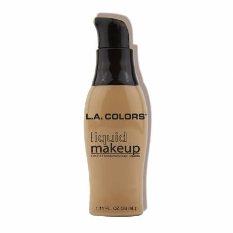 L.A. Colors Liquid Makeup