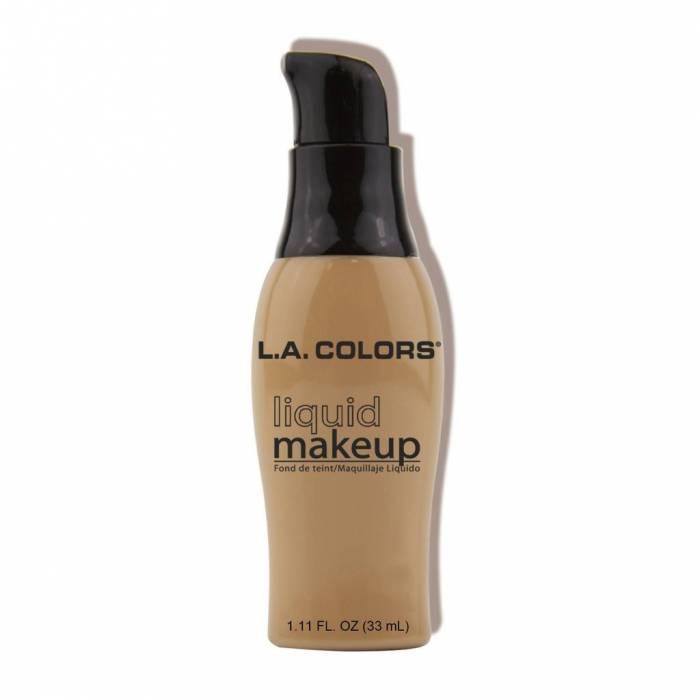 L.A. Colors Liquid Makeup