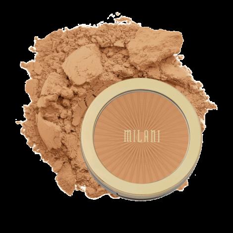 Milani Hedvábný matný bronzer Silky Matte Bronzing Powder