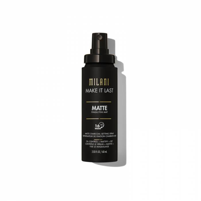 Milani Make It Last Matte Charcoal Setting Spray