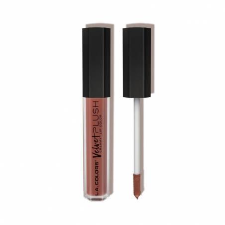 L.A. Colors Velvet Plush Creamy Lip Color