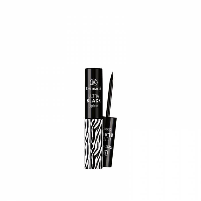 Dermacol Liquid Eyeliner Ultra Black Dipliner