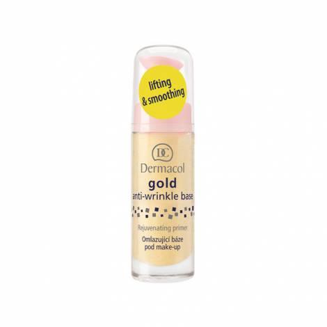 Dermacol Omlazující báze pod make-up Gold Anti-Wrinkle