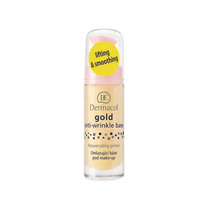 Dermacol Gold Anti-Wrinkle Base