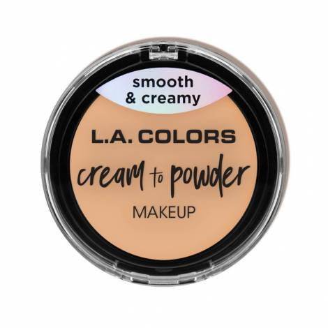 L.A. Colors Make-up Cream...