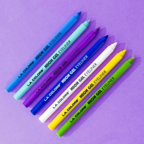 L.A. Colors Gel Eyeliner 1,2g